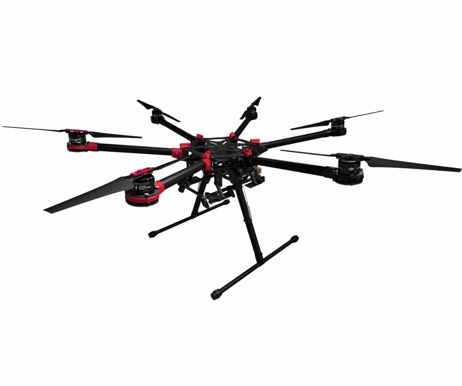 DJI Spreading wings s900  - Protected DJI Spreading Wings S900