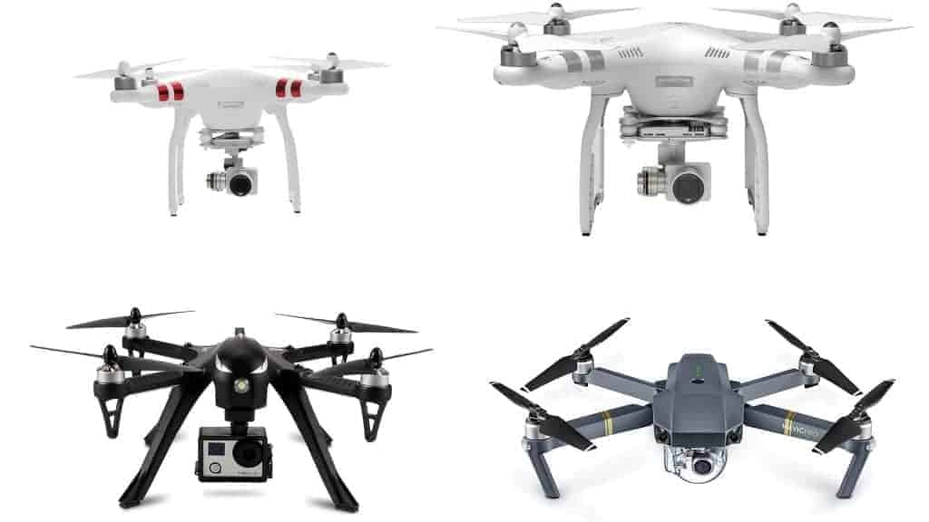 Top Drones For Commercial Use