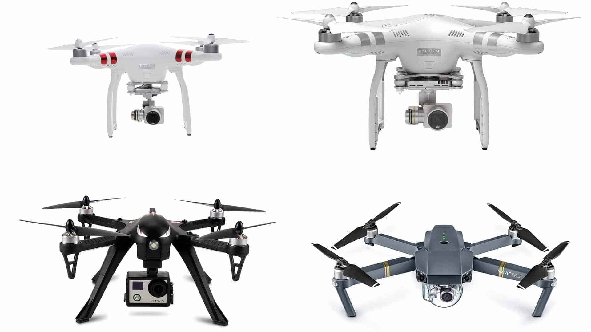 Top Professional Drones for Commercial UAV Pilots • Viper Drones
