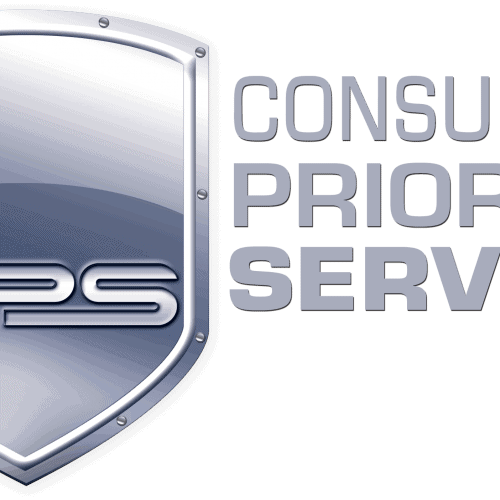 Consumer Priority Service accidental drone warranty protection logo