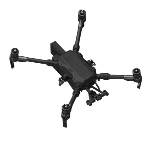 DJI MAtrice M200 Partial View