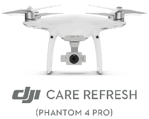 DJI Phantom 4 Pro Care Refresh