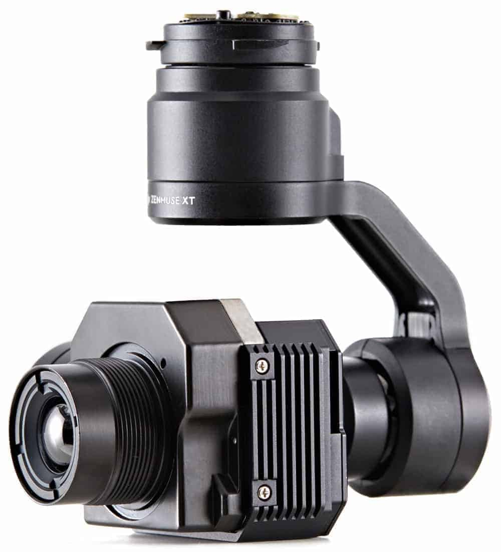 FLIR DJI Zenmuse XT Thermal Imaging Camera Front