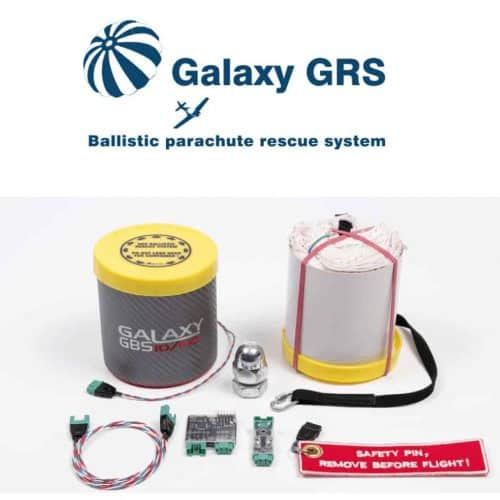 Galaxy GRS Ballistic Parachute Rescue System 1