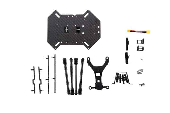 MATRICE 100 ZENMUSE X5 MOUNTING KIT