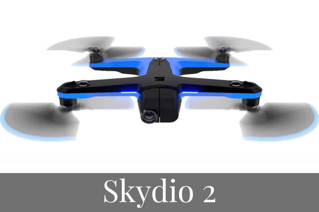 Skydio 2 - Top Professional Drones ForSports Photography Pilots in 2020