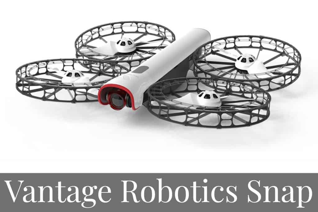 Vantage Robotics Snap - A Top Drone Choice For Professionals Flying Over People  2020