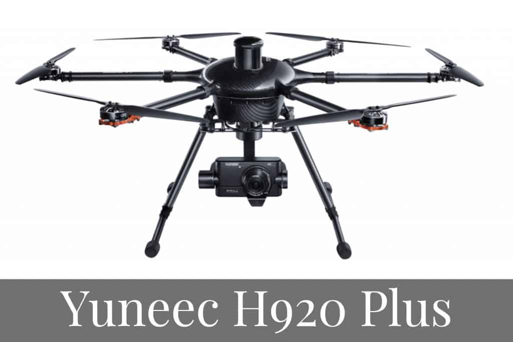 Yuneec H920 Plus - A Top Drone Choice For Professionals 2020